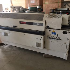 X9796 VIRUTEX EB25 EDGEBANDER MACHINE - Lovato